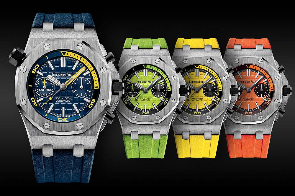 AP Royal Oak Offshore Diver Chronograph รับซื้อนาฬิกา มือสอง ราคาดี