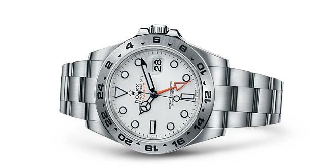 รับซื้อนาฬิกา ROLEX EXPLORER II มือสอง ราคาดี
