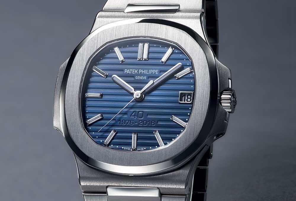 Patek Philippe Nautilus รับซื้อนาฬิกา มือสอง ราคาดี